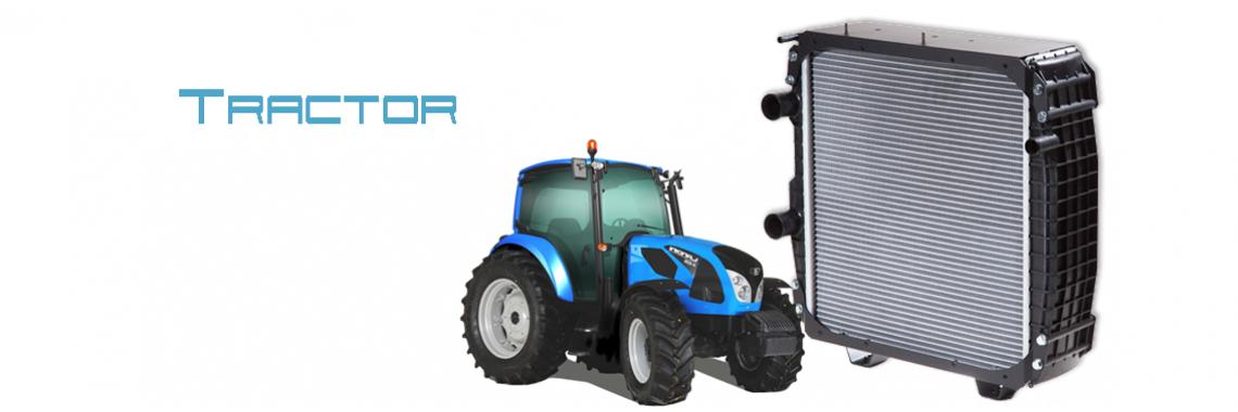Tractor Radiator